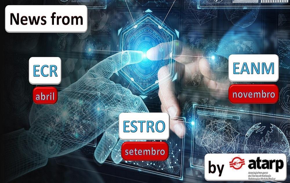 News from ECR, ESTRO e EANM