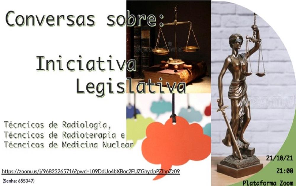 Conversas sobre: Iniciativa Legislativa