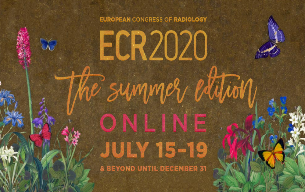 European Congress of Radiology 2020