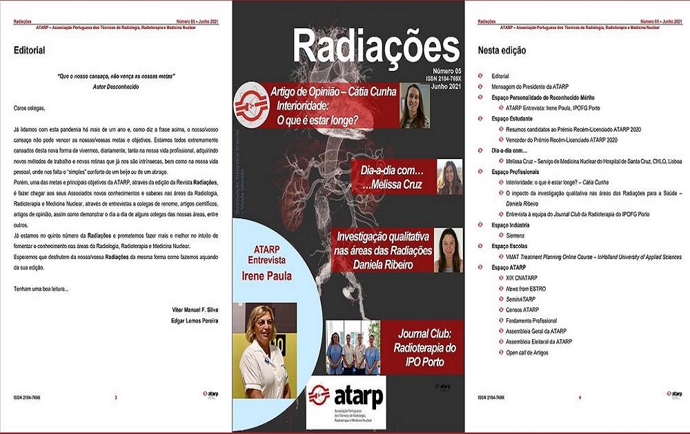 Revista Radiações - Nº 5